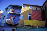 colours at puerto madera